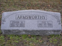 Frank Bentley Armsworthy, Sr