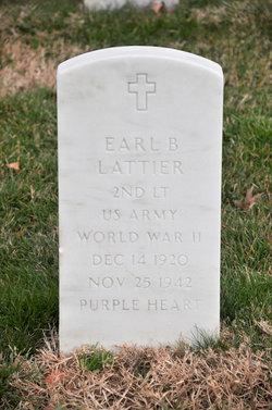 Earl B Lattier