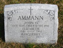 John Otto Ammann