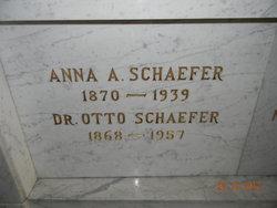 Dr Otto Schaefer