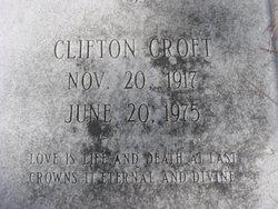 Clifton Croft