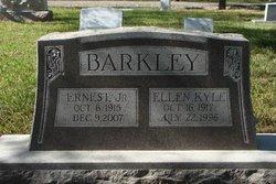 Ellen <I>Kyle</I> Barkley