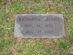 """Katharine """"Kate"""" <I>Taphorn</I> Beumer"""