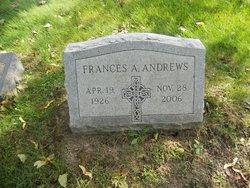Frances A <I>Charlton</I> Andrews
