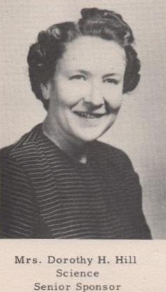 Dorothy <I>Hughes</I> Hill