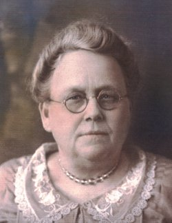 "Mary ""Mayme"" <I>Candell</I> Fisher"