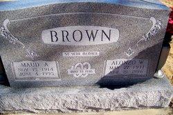 Maud Alice <I>Rosenbaum</I> Brown