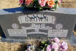 Louis Gene Brown