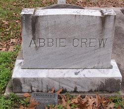 """Abigail Emily """"Abbie"""" <I>Parish</I> Crew"""
