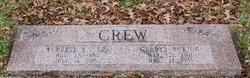 Forrest E Crew, Sr