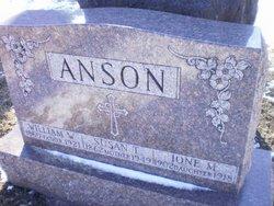 Ione M Anson
