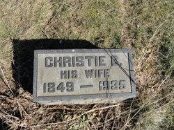 Christie <I>Winegardner</I> Ritter