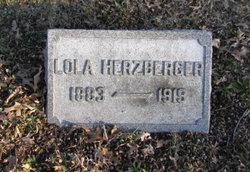 """Lenora """"Lola"""" Herzberger"""