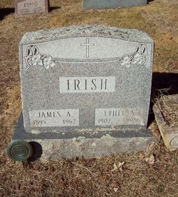 Ethel Agnes <I>Senecal</I> Irish