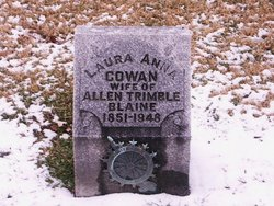 Laura Anna <I>Cowan</I> Blaine