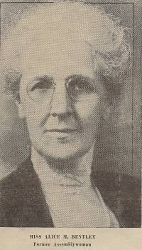 Alice M. Bentley
