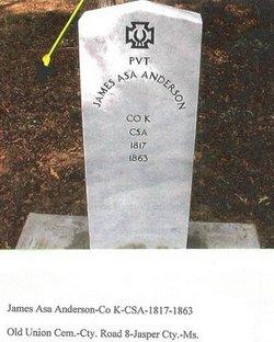 James Asa Anderson