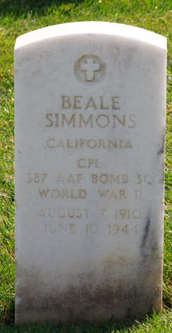 Beale Simmons
