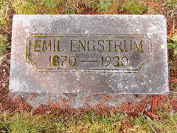 Emil Engstrum