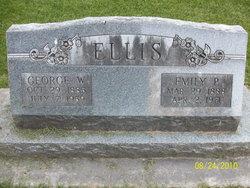 Emily Helen <I>Purser</I> Ellis