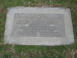 Aubry Darrell Alford