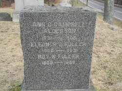 Ann C. <I>Campbell</I> Anderson