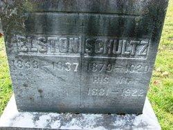Mary E <I>Tozer</I> Schultz Harford