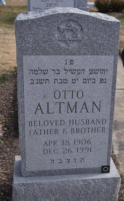 Otto Altman