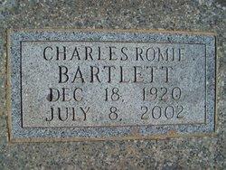 Charles Romie Bartlett