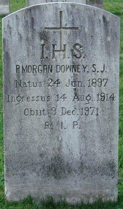 Rev Fr Morgan Aloysius Downey