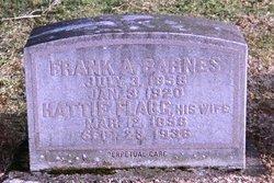 Hattie <I>Flagg</I> Barnes