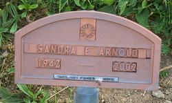 Sandra E <I>Lilly</I> Arnold