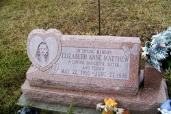 Elizabeth Anne Matthew