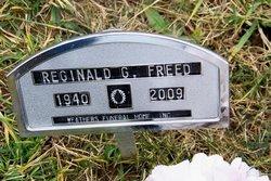 Reginald Grant Freed