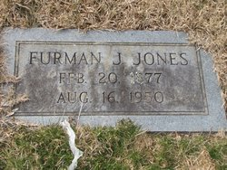 Furman Johnson Jones