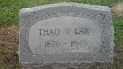Thaddeus Van Horn Law