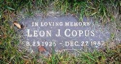 Leon Jackson Copus