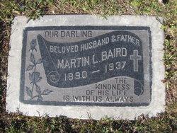 Martin L Baird