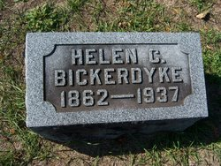 Helen C. <I>Van Sickle</I> Bickerdyke