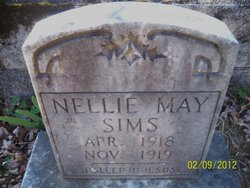 Nellie May Sims
