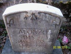 Alonzo Sims, Jr