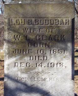 Lou <I>Goodbar</I> Clark