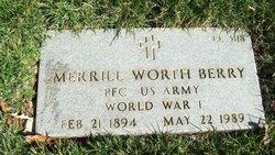 Merrill Worth Berry
