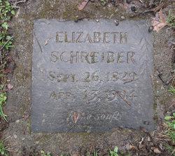 Elizabeth Spady Schreiber