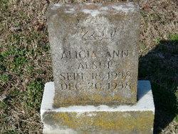 Alicia Ann Alsup