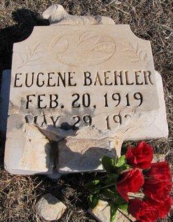 Eugene Baehler