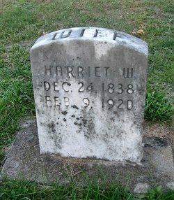 Harriet <I>Wilson</I> Probert