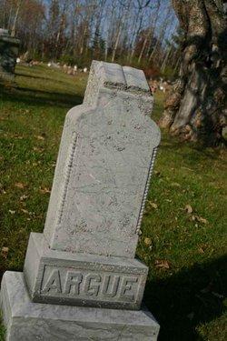 Caroline <I>Burgess</I> Argue