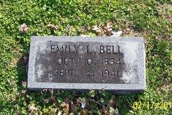 Emily Louisa <I>Miles</I> Bell