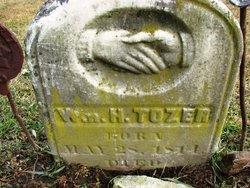 William H Tozer